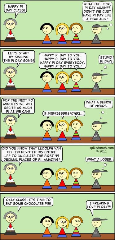 Pi Jokes Make Ada Laugh